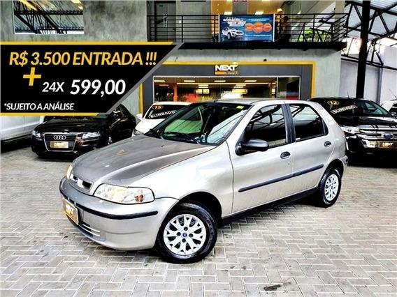 Fiat Palio 1.0 Mpi Fire Elx 16v Gasolina 4p Manual