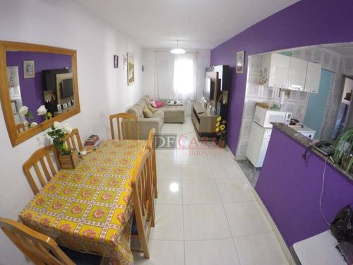 Imagem 1 de 23 de Apartamento À Venda, Conjunto Residencial José Bonifácio - São Paulo/sp - Ap5595