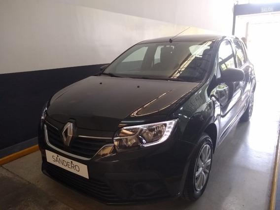 Renault Sandero Life 1.6 16v 0km 2020 Oferta Tasa 0% (jav)