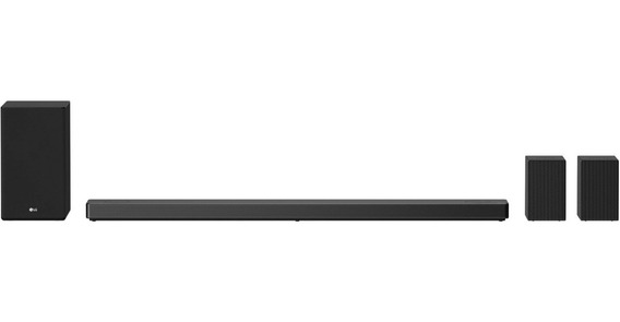 LG Sn11rg 770w 7.1.4-channel Soundbar System