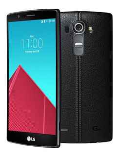Smartphone Lg G4 Dual Chip H818 Preto 32gb 3gb Ram 4g Novo