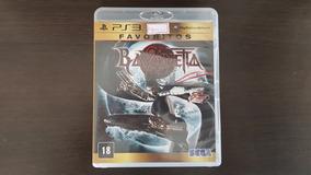 Bayonetta Ps3 Playstation 3 Seminovo