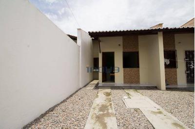 Casa Com 2 Dormitórios À Venda, 67 M² Por R$ 132.000 - Alto Alegre I - Maracanaú/ce - Ca0542