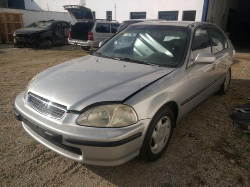 Sucata Honda Civic - 1998/1999 - Retirada De Peças