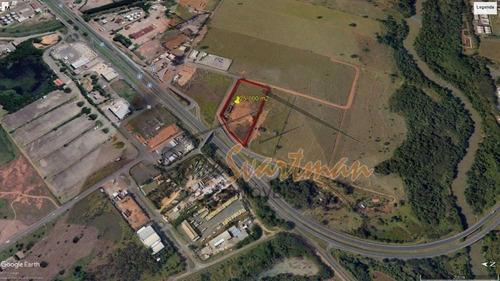 Imagem 1 de 17 de Área Comercial À Venda, 25000 M² Por R$ 4.500.000 - Bonfim - Paulínia/sp - Ar0016