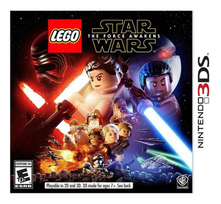 Lego Star Wars: The Force Awakens 3ds - Prophone