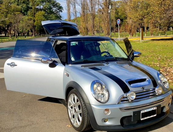 Mini Cooper S - 1.6 Hot Pepper - Un Chiche!