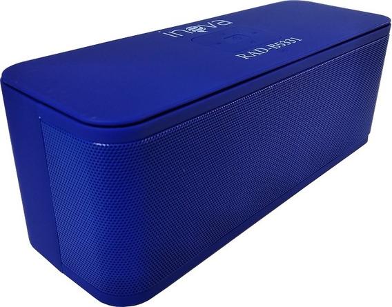 Caixa Som Radio Usb Fm Bluetooth Card Chamada Tel Frete Grat