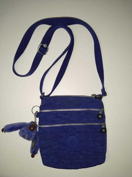 Bolsa Kipling Azul