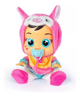 Cry Babies ! Muñeca Que Llora Y Sonido Lena