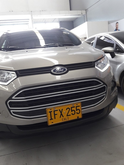 Ford Ecosport 2015 Full Equipo En Excelente Estado