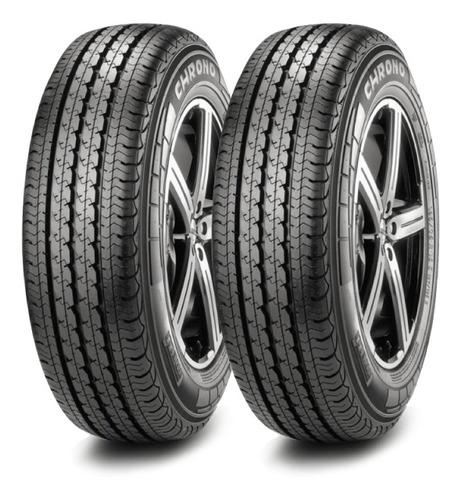Kit X2 Nematicos Pirelli 175/65 R14 Chrono Colocacion