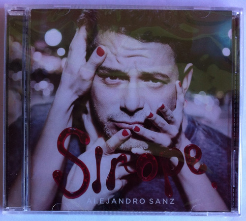 Alejandro Sanz. Sirope. Cd Original, Nuevo