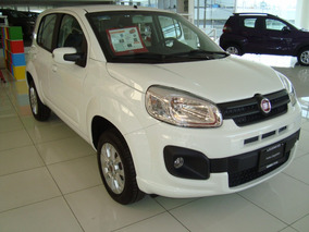 Fiat Uno Like 2018 Motor 1.4 Tu Primer Gran Auto !!!!