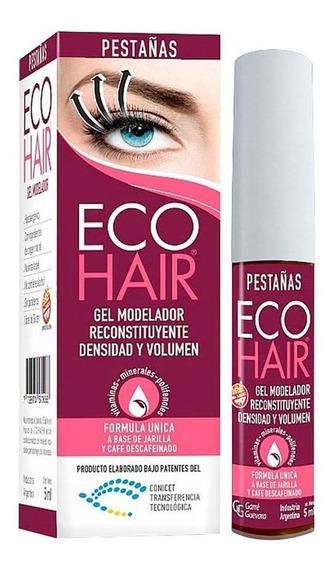 Eco Hair Gel Modelador De Pestañas
