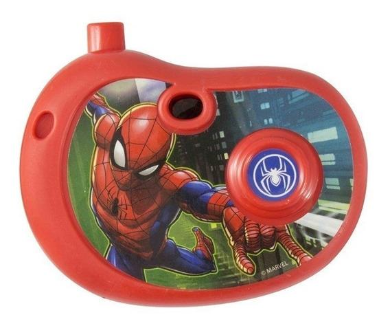 Câmera Fotográfica Spider Man - Etitoys