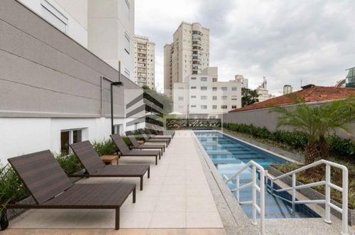 Apartamento Para Venda Em São Paulo, Campo Belo, 2 Dormitórios, 1 Suíte, 1 Vaga - 10329_1-1289688