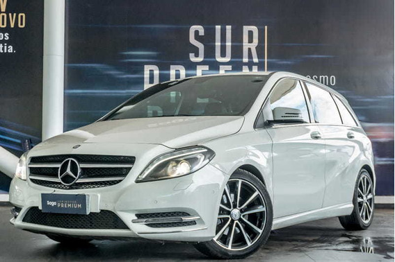 Mercedes-benz B 200 1.6 Sport Turbo Gasolina 4p Automat