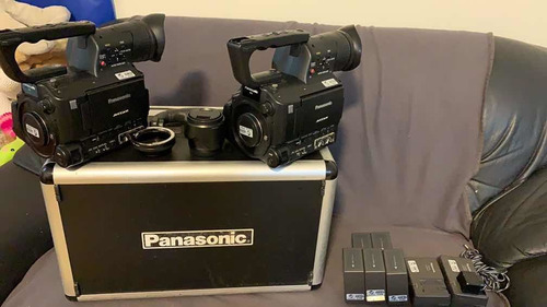 Panasonic Ag Af100 2 Un.  P/ Live Streaming Broadcast