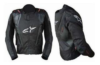 Chamarra Alpinestar Con Joroba De Moto Motociclismo Caqueta