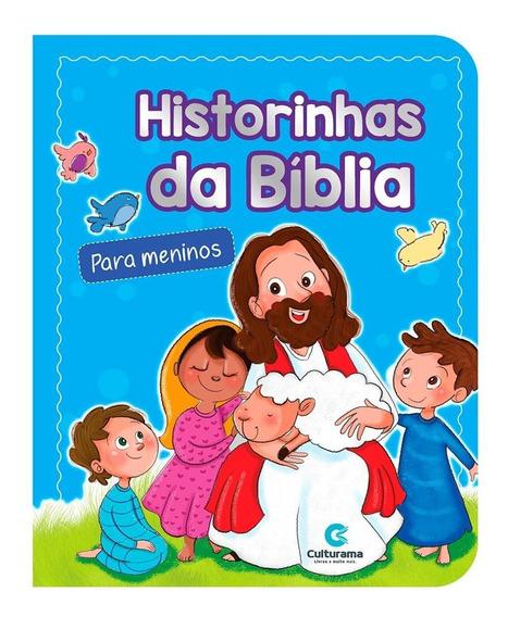 Biblia Infantil Histórias Da Bíblia Para Meninos - Culturama