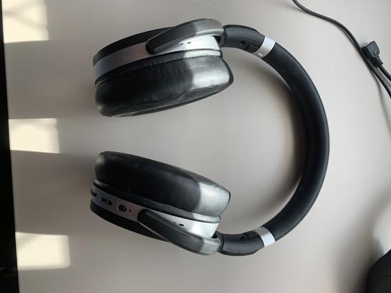 Fone Sennheiser Bluetooth Hd 4.5 Btnc - Noise Cancelling