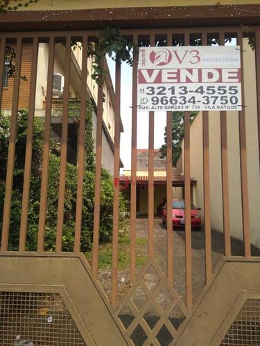 Imagem 1 de 2 de Casa Com 1 Dormitório À Venda Por R$ 955.000,00 - Penha De França - São Paulo/sp - Ca0057