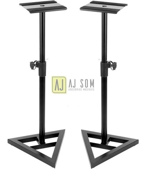 Suporte Pedestal Para Monitor De Referência Krk,yamaha,etc..