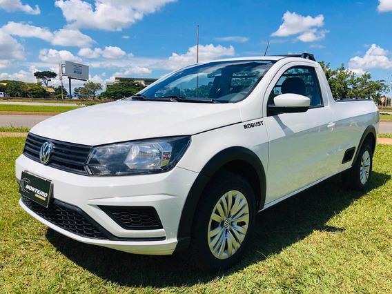 Volkswagen Saveiro 1.6 Robust Cab. Simples Total Flex 2p