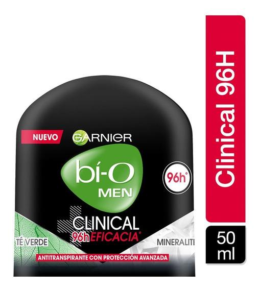 Desodorante Rollon Bio Clinical Hombre Eficacia 50ml Garnier