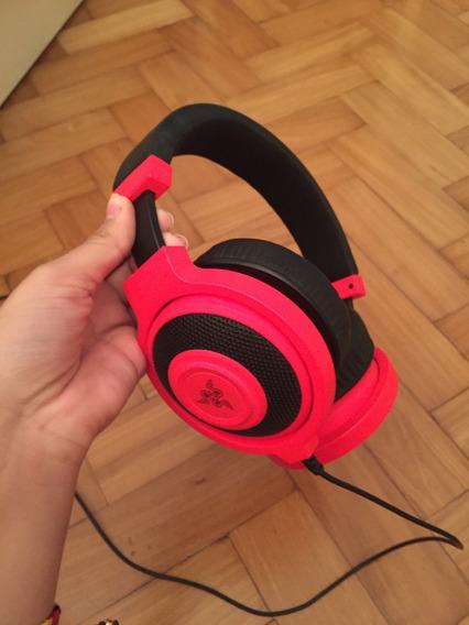 Headphone Razer Kraken Neon