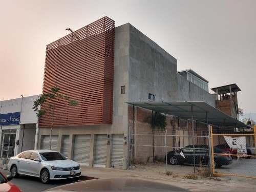 Oficina Comercial En Renta Colonia Centro