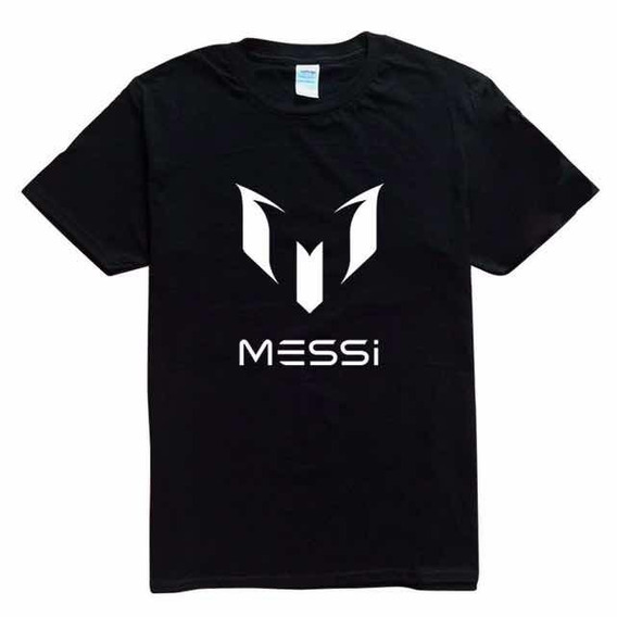 Nueva Remera Con Estampado Messi