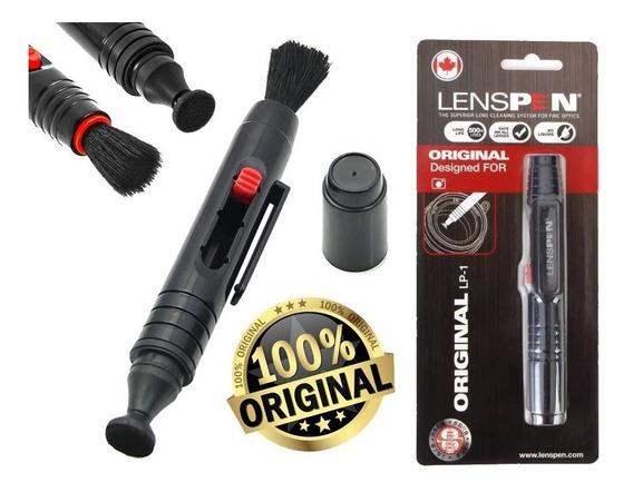 Caneta Limpeza De Lentes Profissional Lens Pen Lp-1 - Nikon