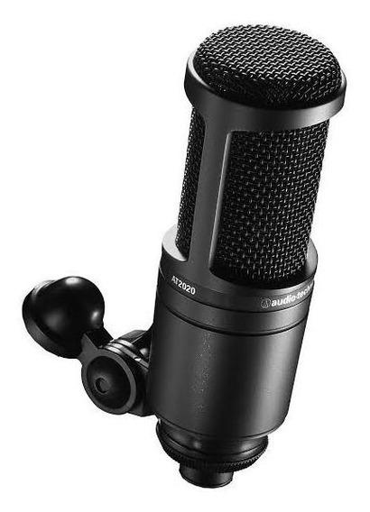 Microfone Áudio Technica At2020 - General Som-
