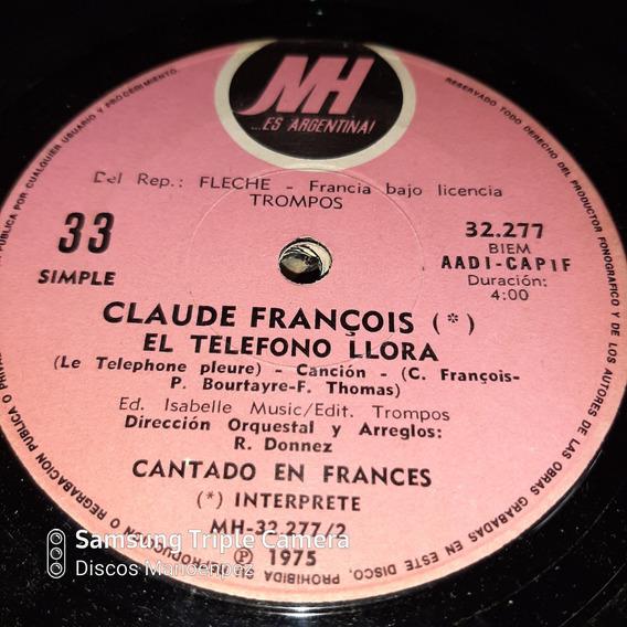Simple Claude Francois Mh 32277 C16