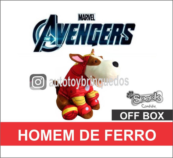 Cão Spock Avengers
