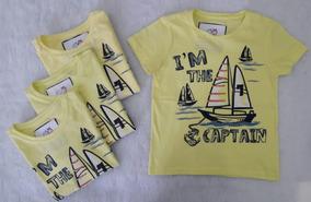 Blusa Infantil - Capitão