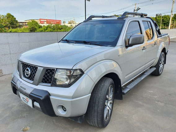Nissan Frontier Le Cd 4x4 2.5 Tb Diesel Mec. 2012/2013