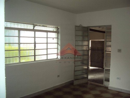 Casa Residencial Para Locação, Monte Castelo, São José Dos Campos - Ca0344. - Ca0344