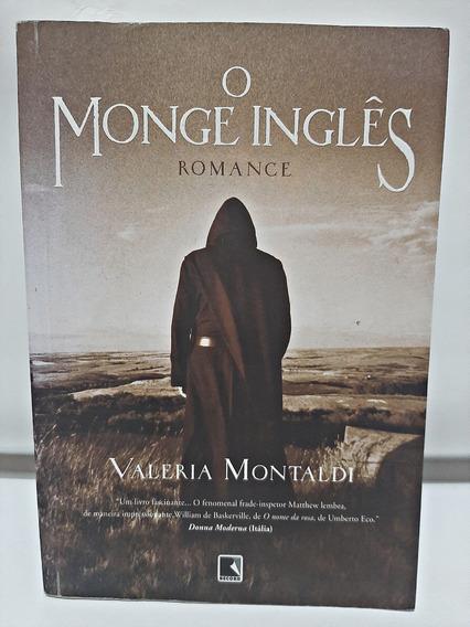 Livro O Monge Ingles (romance) - Valeria Montaldi
