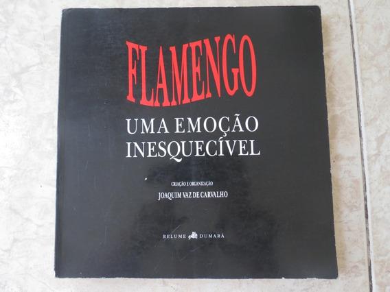 Livro Flamengo Uma Emoção Inesquecível 1995