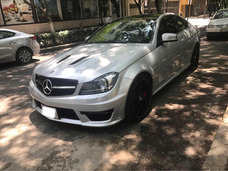 Mercedes Benz Clase C 6.2 63 Amg Coupe Edition 507 Mt 2014