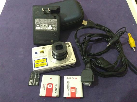 Câmera Sony Cybershot Dsc-w110