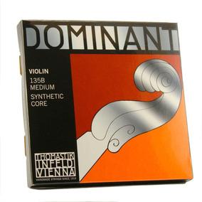 Encordoamento Corda Violino Thomastik Dominant 135b