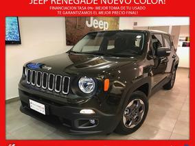 Jeep Renegade Sport 2017 0 Km