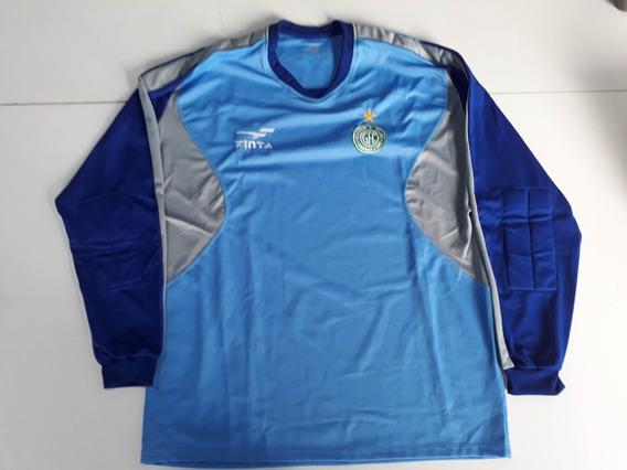 Camisa Camiseta Futebol Guarani Campinas Modelo 010