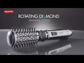 Escova Rotating Air Brush Diamond Brilliance Conair