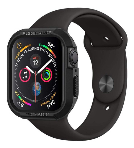 Funda Spigen Rugged Armor Apple Watch 2020 Serie 6 Se 44mm