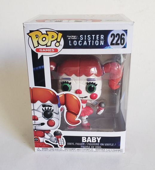 Funko Pop Baby Five Nights At Freddy